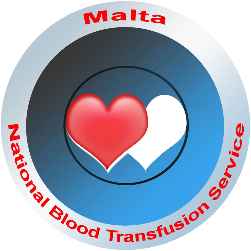 Malta National Blood Transfusion Service Logo