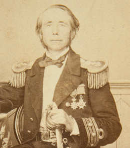 Capt. Thomas Spratt